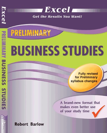 excel preliminary business studies fully revised for preliminary