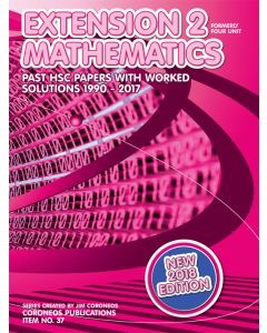 maths extension 2 past papers
