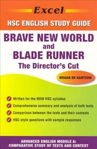 the interplay of nature and human race in aldous huxleys brave new world and ridley scotts blade run