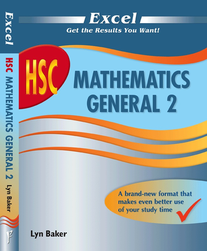excel hsc mathematics general 2 study guide lyn baker